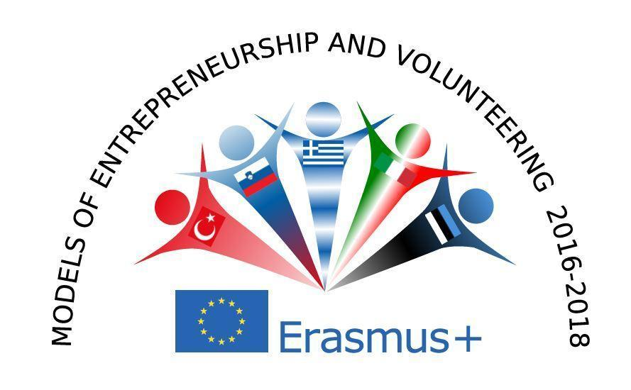 Erasmus+ projekti logo