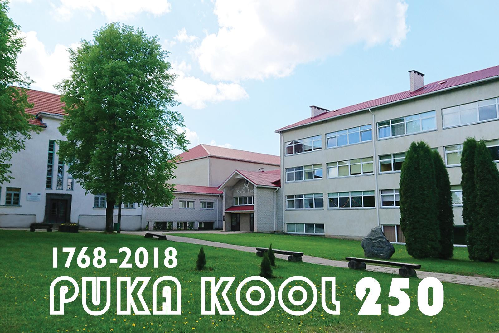 Koolihooned tänapäeval (vana ja uus koolimaja)